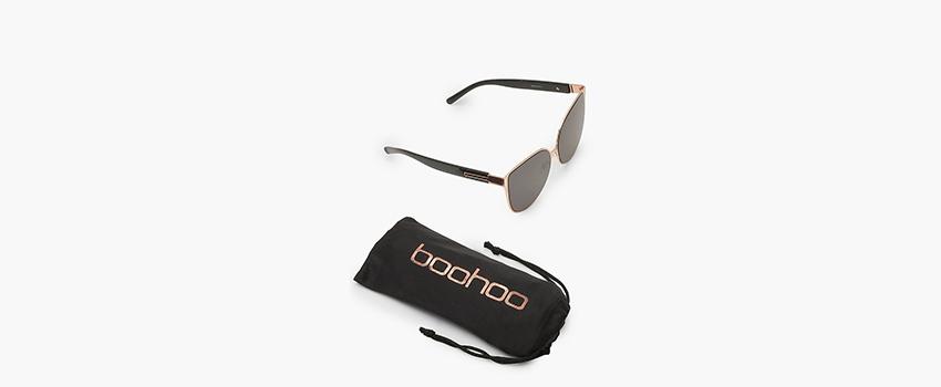 boohoo sunglasses