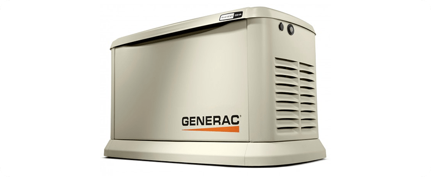 generac three phase gas standby generator