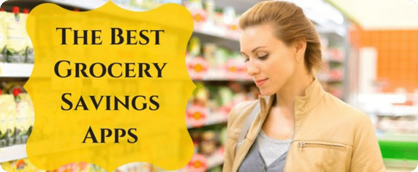 use grocery saving apps