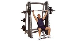 Body solid pro club line counterbalanced