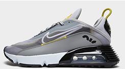 Grey Nike Air Max 2090
