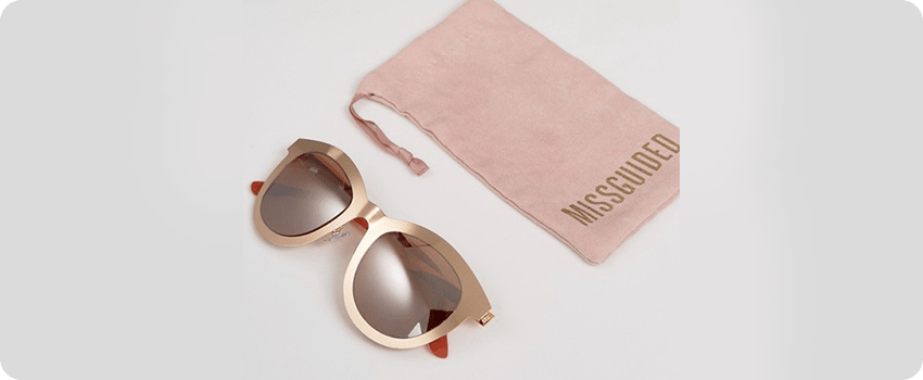 miss guided sunglasses
