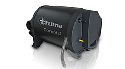 Trauma-Combi-D-6-Kit, Diesel Heater / Hot Water System