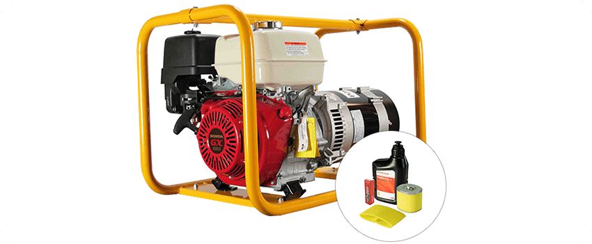 power lite honda generator