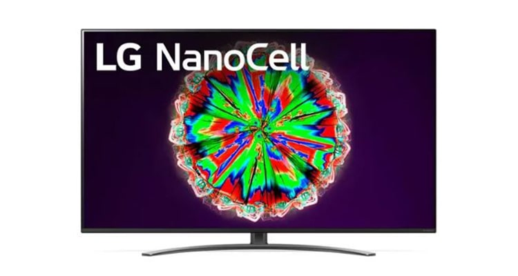 """LG 55"""" NanoCell 81 Series 4K UHD Smart TV with HDR"""