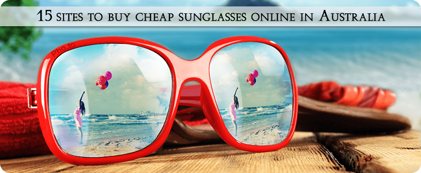 Cheap sunglasses to buy online