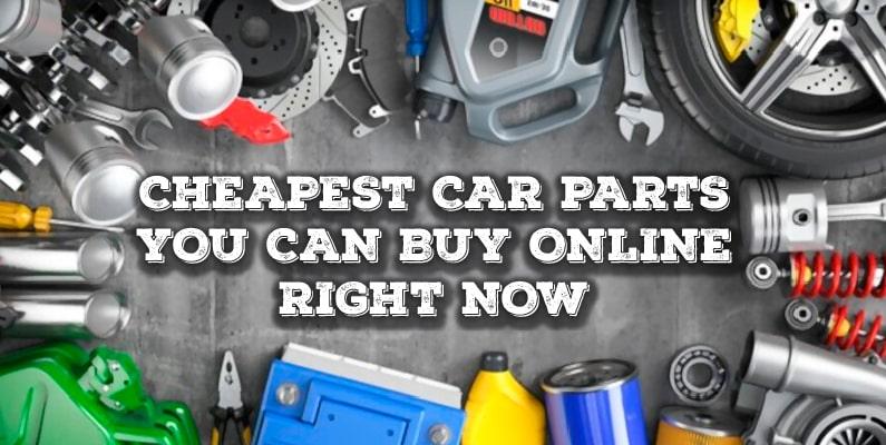 Cheapest car parts