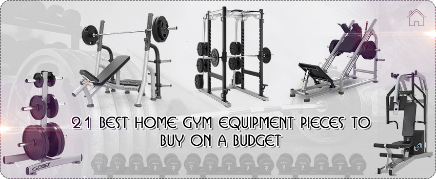 best home gym equipment pieces